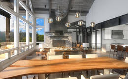 Yellowstone Club by Center Sky Architects (Andrew West)